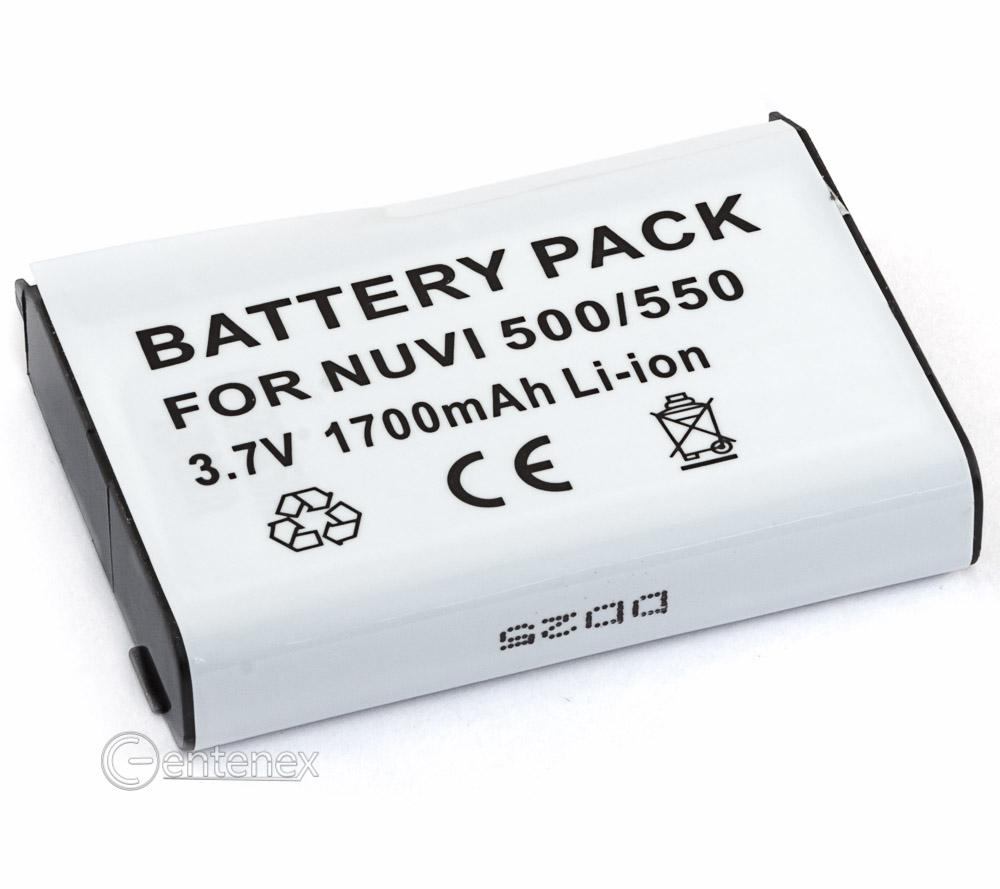 Centenex Electronics Battery for Garmin Nuvi GPS 500 510 550 Aera Zumo 600 650 660 010-11143-00 361-00038-01 Li-ion at Sears.com